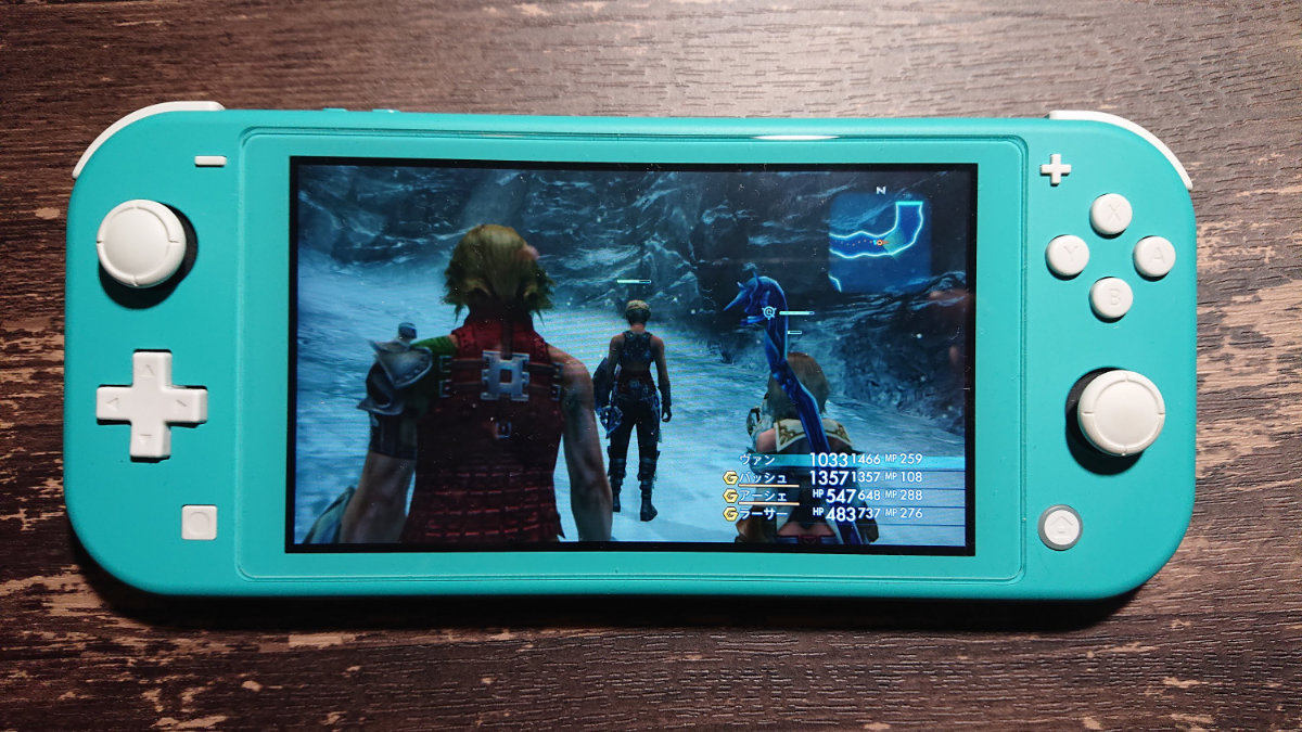 FINAL FANTASY 12 Switch