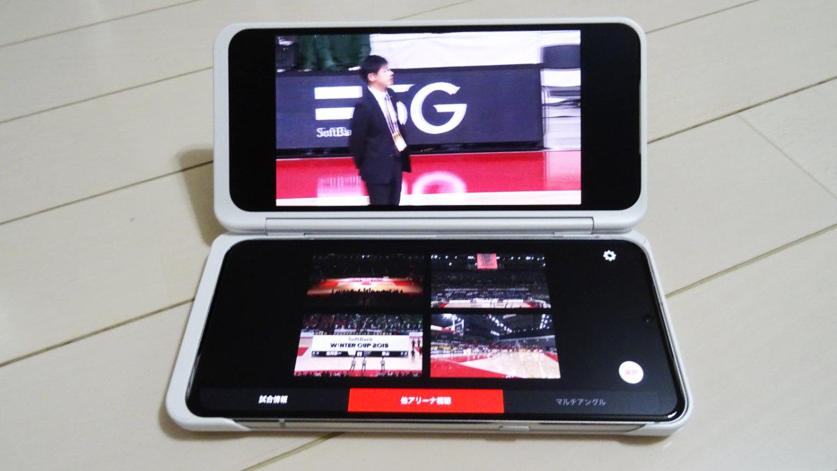 LG V60 ThinQ 5Gのレビュー