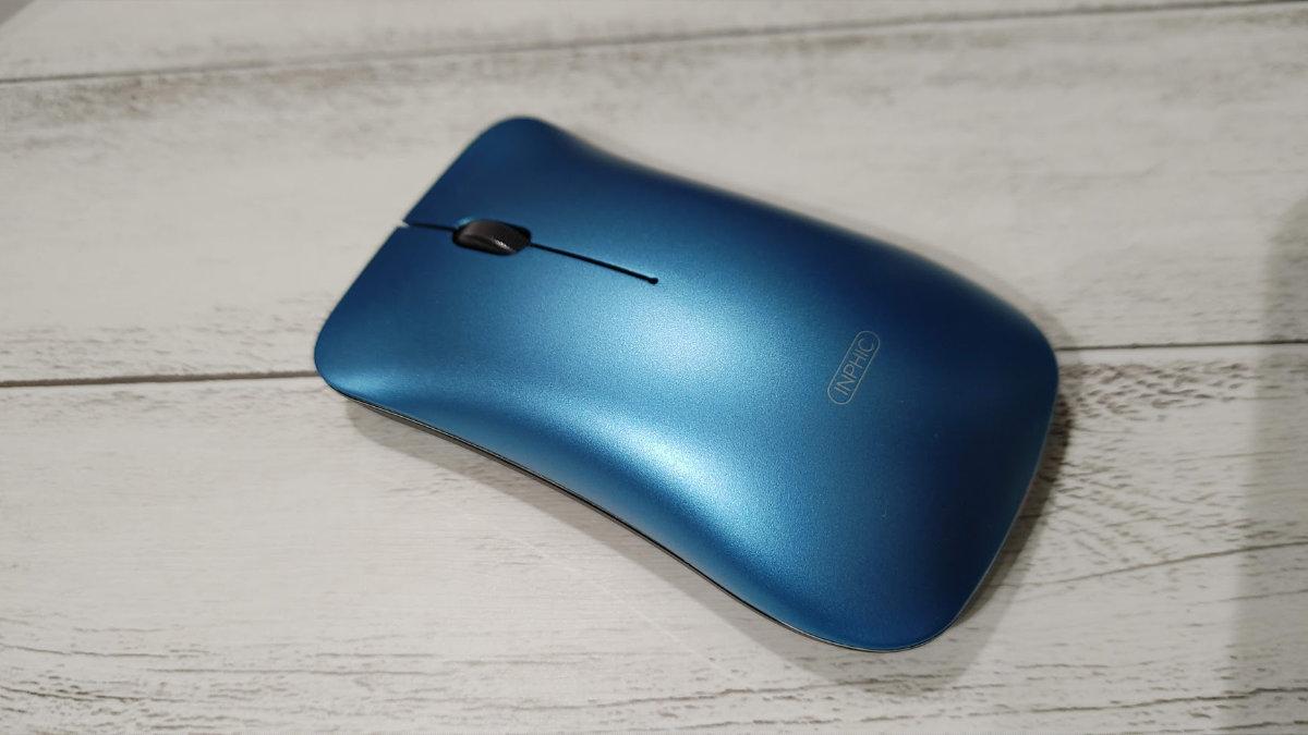 薄型Bluetooth充電式マウス