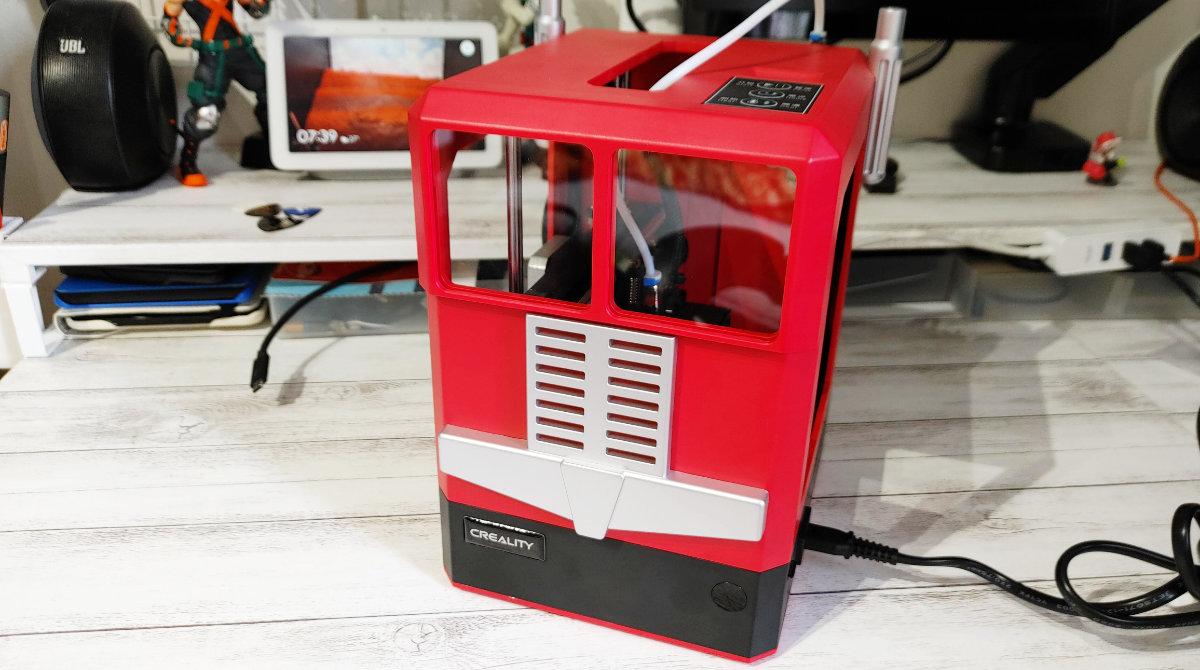 3Dプリンター『Creality CR-100』